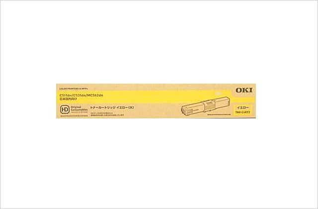 TNR-C4KY2 トナーカートリッジ(大) イエロー (MC562/C531dn/C511dn)