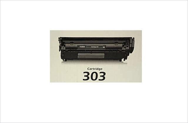 トナーカートリッジ303 純正/LBP3000用CN-EP303J