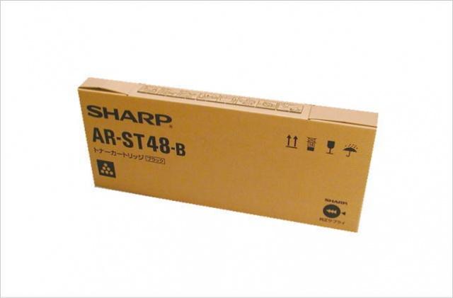 AR-ST48-B 国内純正トナーブラック
