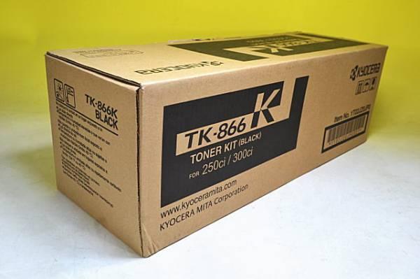 TK-866K 純正トナー ブラック