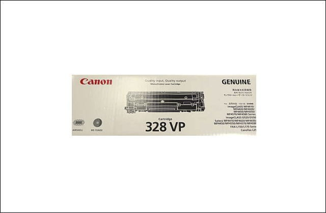 トナーカートリッジ328VP(2,100枚X2本)3500B004CN-EP328VPJ