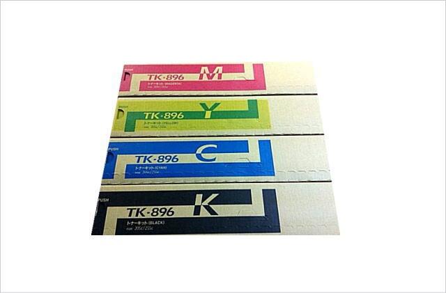 TK-896 トナーカートリッジ 4色セット