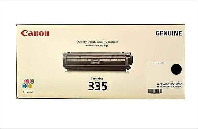 トナーカートリッジ335BK ブラック8673B001
