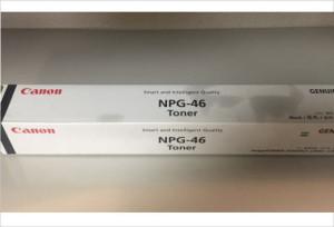 32.NPG-46 トナー ブラック 純正