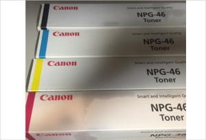 34.NPG-46 トナー 純正 4色セット