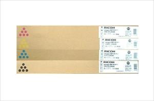 8.imagio MPスポット用トナータイプC4500 4色セット
