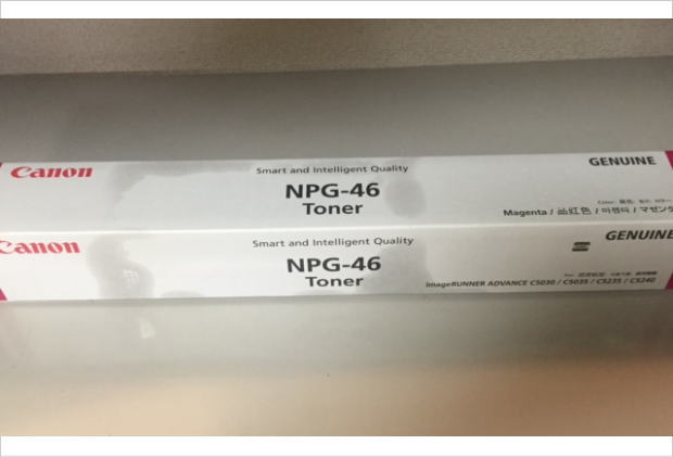NPG-46 マゼンタ トナー