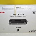 20Canon キャノン 純正 カートリッジB ブラック コピアCRG-BBLK