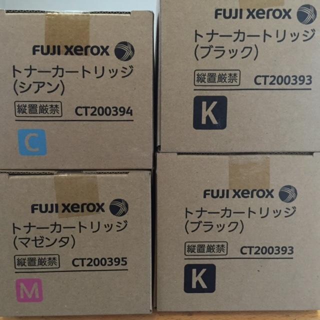 4.富士ゼロックスCT200393~4.5