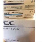 4.NEC PR-L5700C-31やPR-L5700C-18等ドラムやトナー