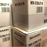 4.シャープMX-C300W 用 トナー MX-C30JT