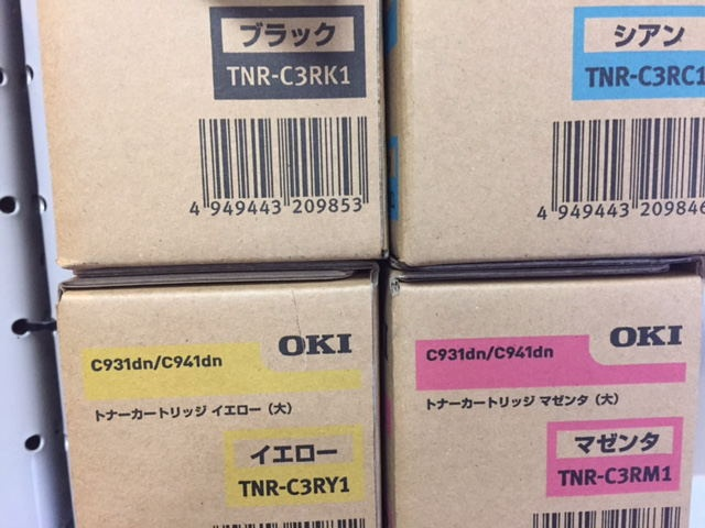 1.TNR-C3RK1 TNR-C3RY1