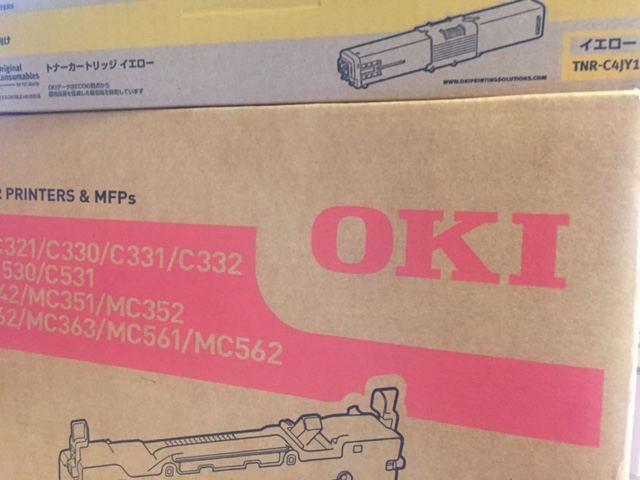 27.OKI 定着器ユニット FUS-C4J