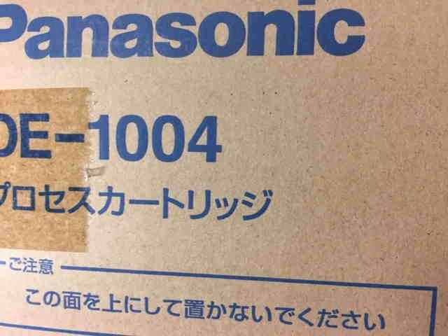 06.パナDE-1004